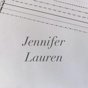 Jennifer Lauren